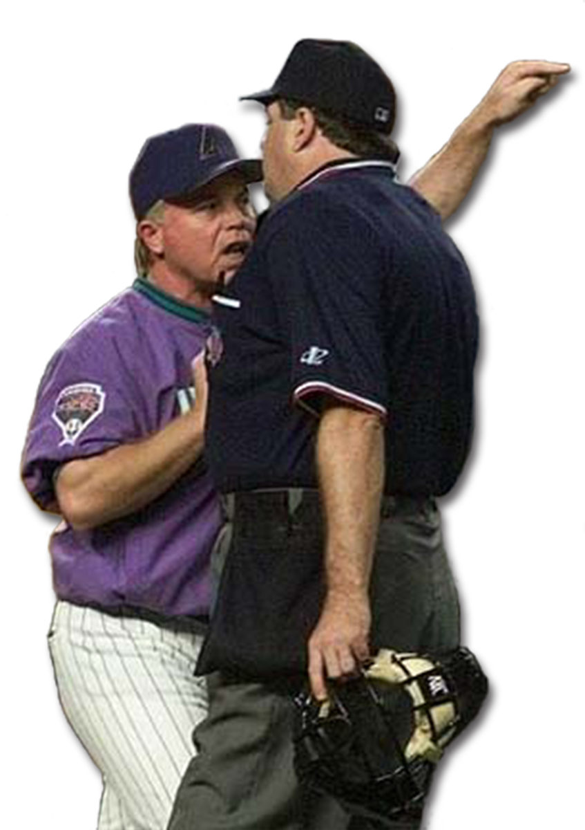 Buck with Ump